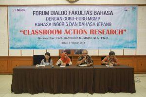 Fakultas Bahasa Universitas Widyatama Selenggarakan Forum Dialog dengan Musyawarah Guru Mata Pelajaran tingkat SMA/SMK 4