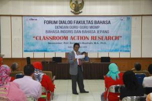 Fakultas Bahasa Universitas Widyatama Selenggarakan Forum Dialog dengan Musyawarah Guru Mata Pelajaran tingkat SMA/SMK 5