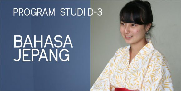 Program Studi Bahasa Jepang D3