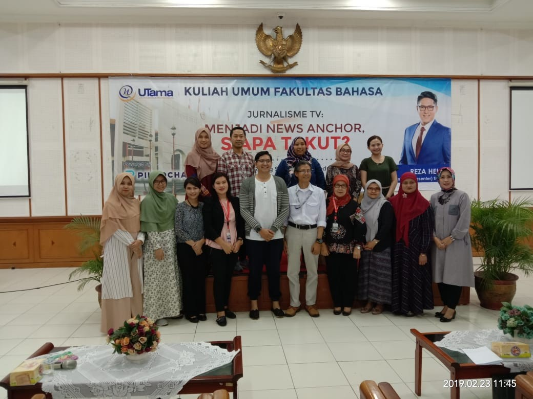 Kuliah Umum Fakultas Bahasa 5