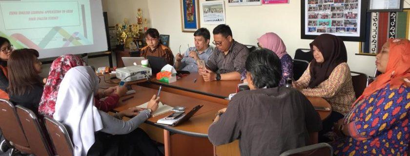 Seminar Internal Fakultas Bahasa Februari 2019