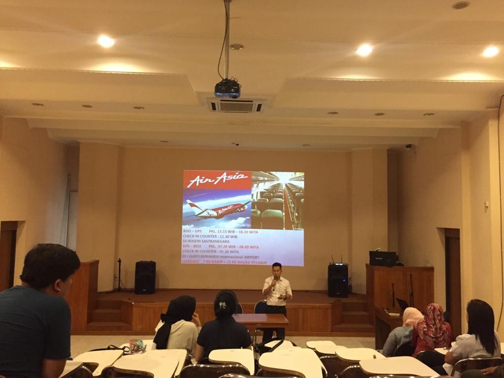Technical Meeting Kuliah Lapangan Bali 2