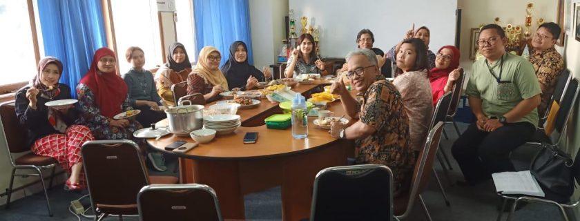 Pembahasan Rencana Program Kerja Fakultas Bahasa pada Triwulan II TA 2019/2020