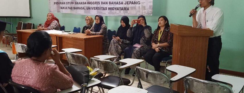Pelepasan Wisudawan Gelombang I Tahun Akademik 2019/2020
