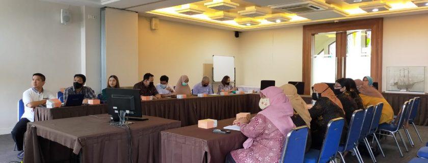 Dekan Fakultas Bahasa Hadir dalam Acara Kunjungan Studi Banding dari Universitas Winaya Mukti