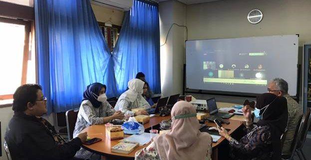 Rapat Rutin Fakultas Bahasa 19 Maret 2021