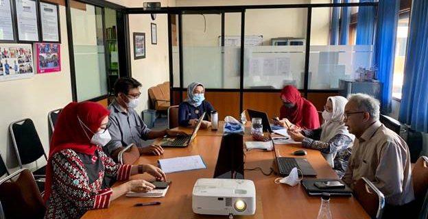 Rapat Fakultas Bahasa 07 April 2021