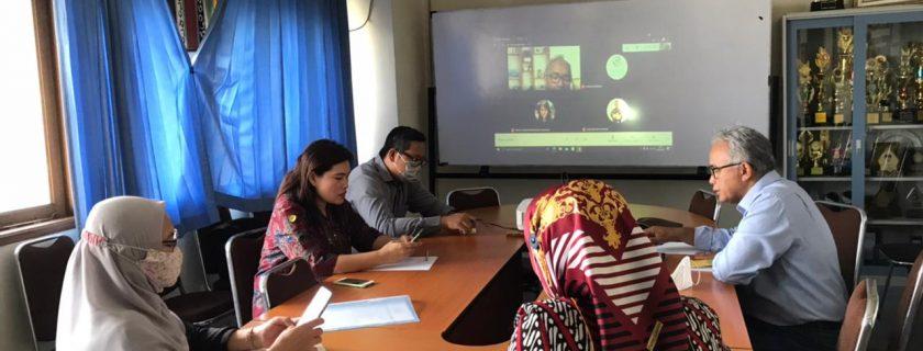 Rapat Struktural Fakultas Bahasa 04 Mei 2021